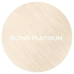Blond platinum